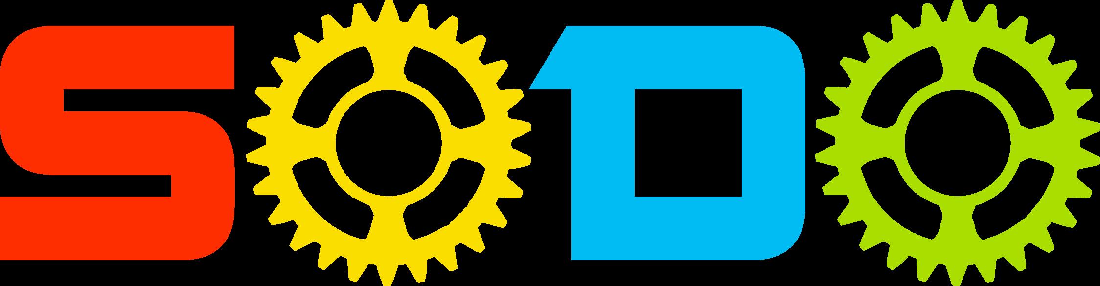 SODO slide logo